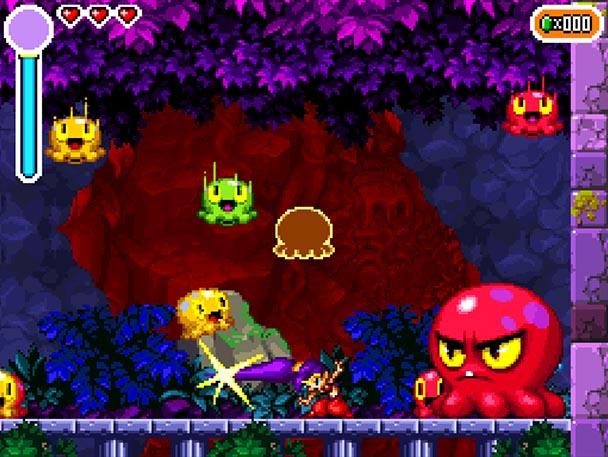 Shantae Risky's Revenge Director's Cut (3)