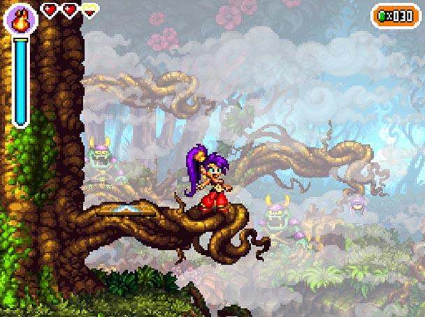Shantae Risky's Revenge Director's Cut (5)