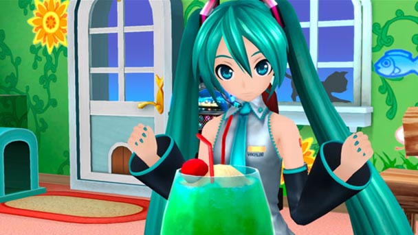 Hatsune Miku Project DIVA F 2nd (2)