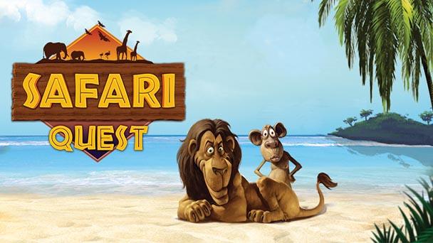 Safari Quest header