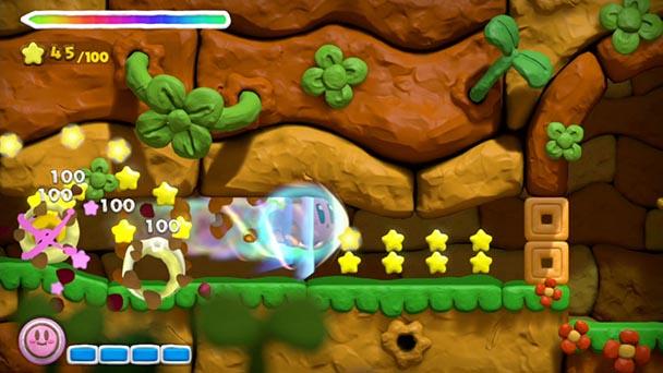 Kirby and the Rainbow Curse  (3)