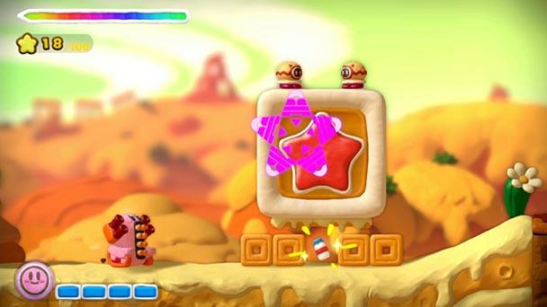 Kirby and the Rainbow Curse  (5)