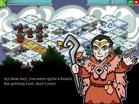A Druid's Duel (2)