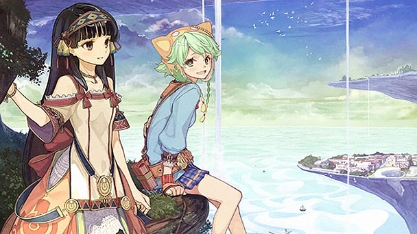 Atelier Shallie Alchemists of the Dusk Sea (1)