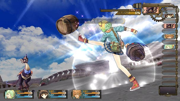 Atelier Shallie Alchemists of the Dusk Sea (6)