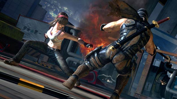 Dead or Alive 5 Last Round (4)