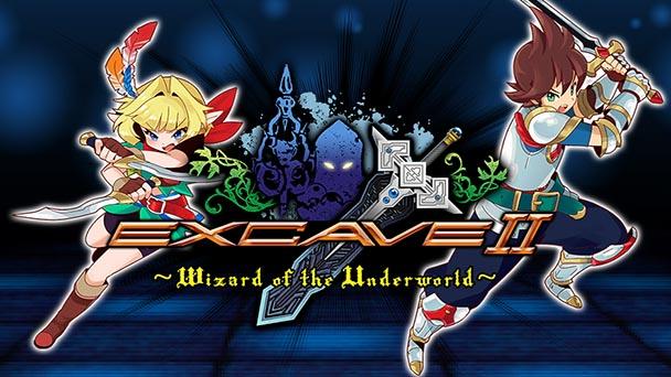 Excave II Wizard of the Underworld  (1)