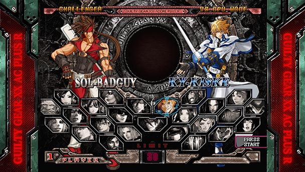 Guilty Gear XX Accent Core Plus R (4)