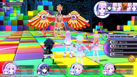 Hyperdimension Neptunia ReBirth 2