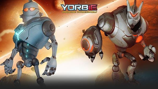 Yorbie- Episode 1 Payback's a Bolt (1)