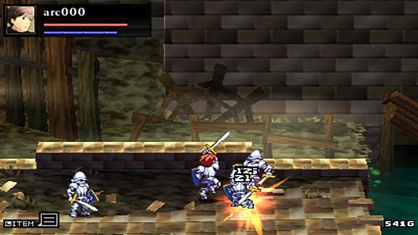 Swords & Darkness (1)