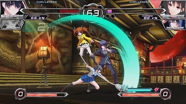 Dengeki Bunko Fighting Climax (2)