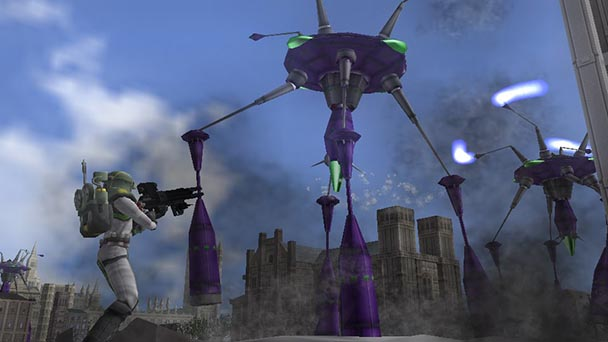 EDF Invaders from Planet Space2