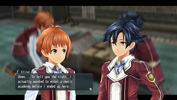 The Legend of Heroes Trails of Cold Steel (3)