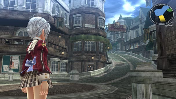 The Legend of Heroes Trails of Cold Steel (5)