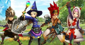 Final Fantasy Explorers header
