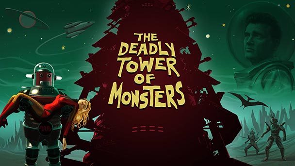 The Deadly Tower of Monsters (1)