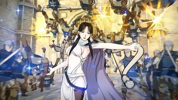 Arslan The Warriors of Legend (4)