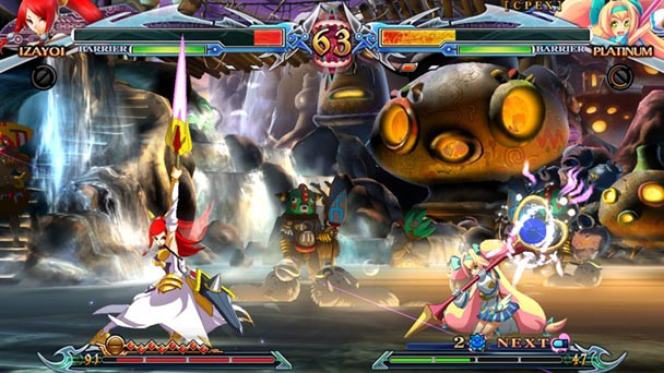 BlazBlue Chronophantasma Extend (2)