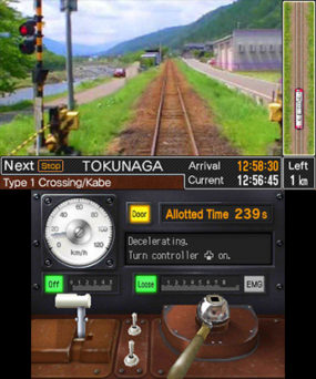 Japanese Rail Sim 3D Journey in Suburbs #1