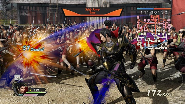 Samurai Warriors 4 Empires 2