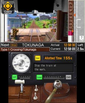 Japanese Rail Sim 3D Journey in Suburbs2