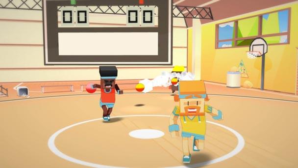 Stikbold A Dodgeball Adventure 5