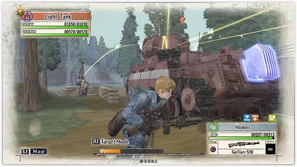 Valkyria Chronicles Remastered3