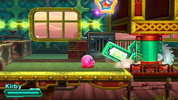 Kirby Planet Robobot4
