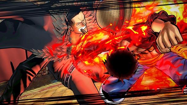 One Piece Burning Blood (4)