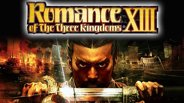 Romance of the Three Kingdoms XIII (1)