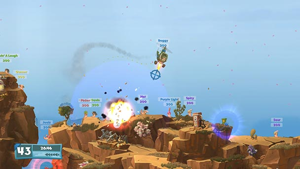 Worms WMD3
